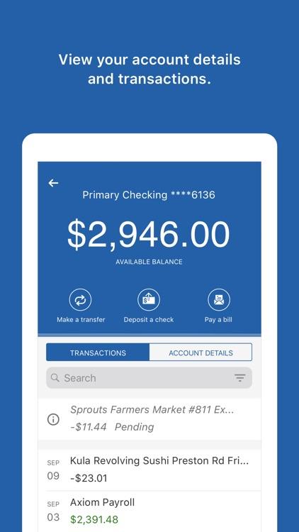 State Farm Fed Credit Union screenshot-4