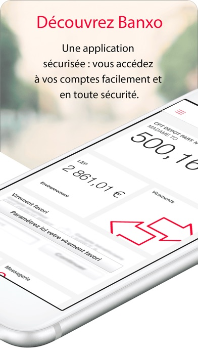 download Banxo - Caisse d'Epargne apps 4