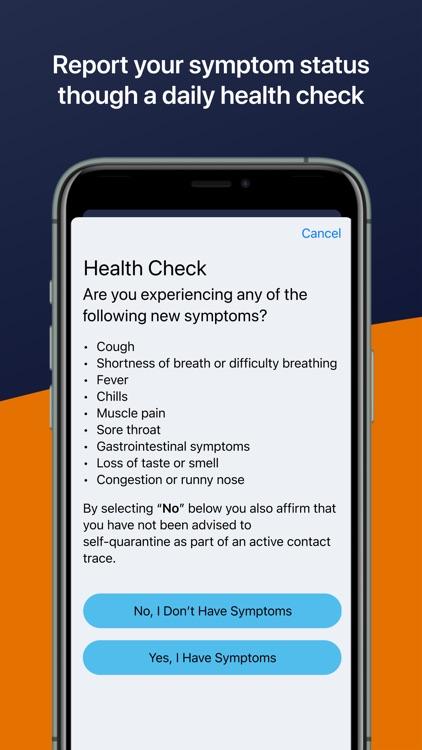 HOOS Health Check