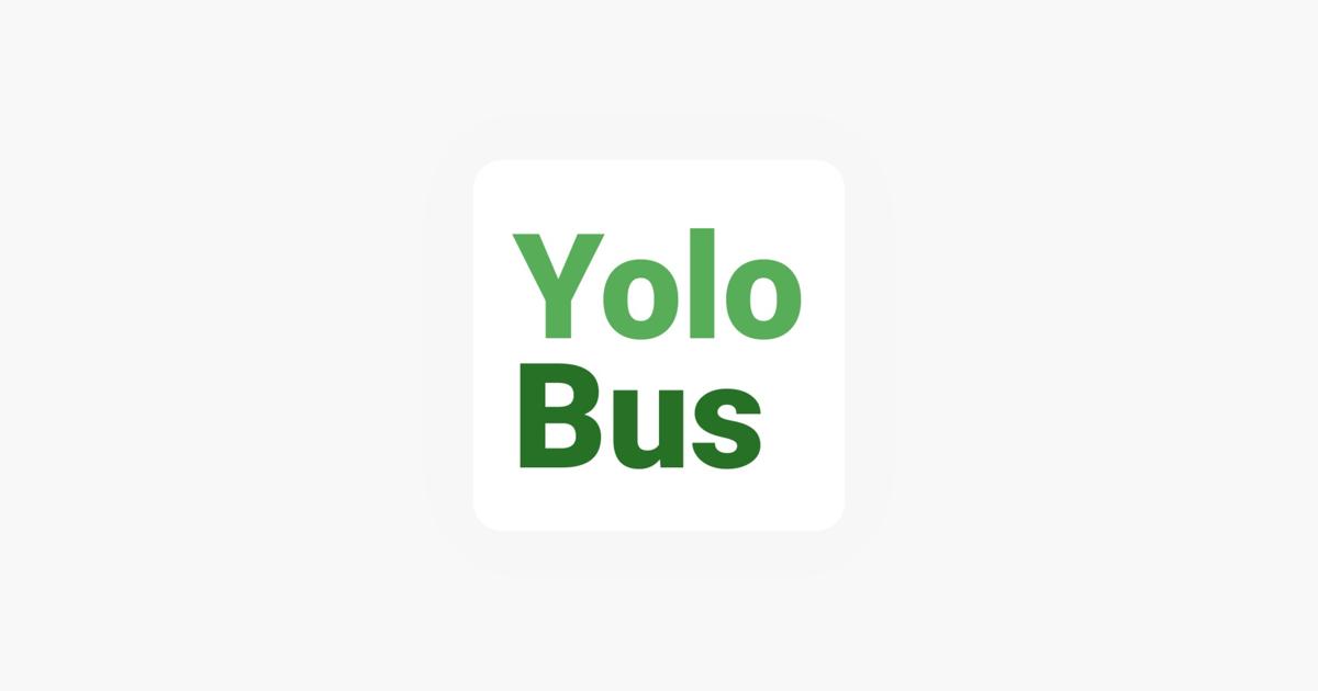 Yolo Bus IOS App cover image