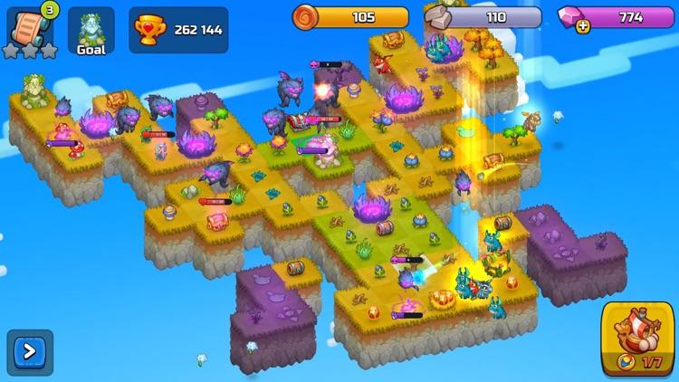 World Above: Merge games screenshot-6