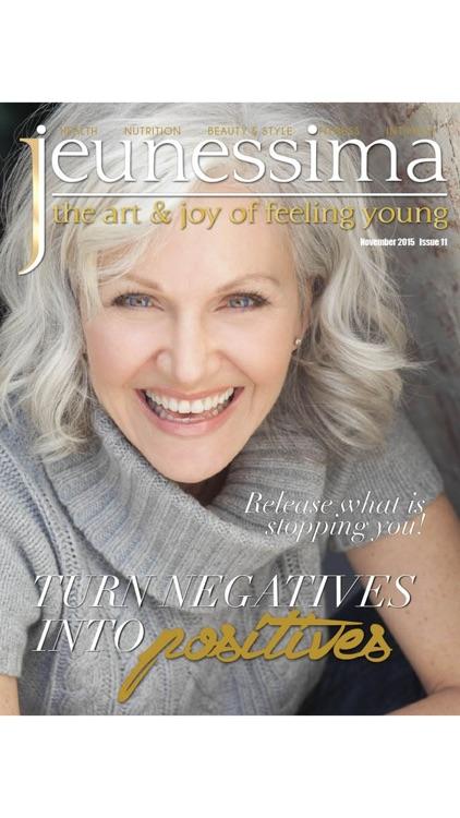 Jeunessima Magazine for Women screenshot-4