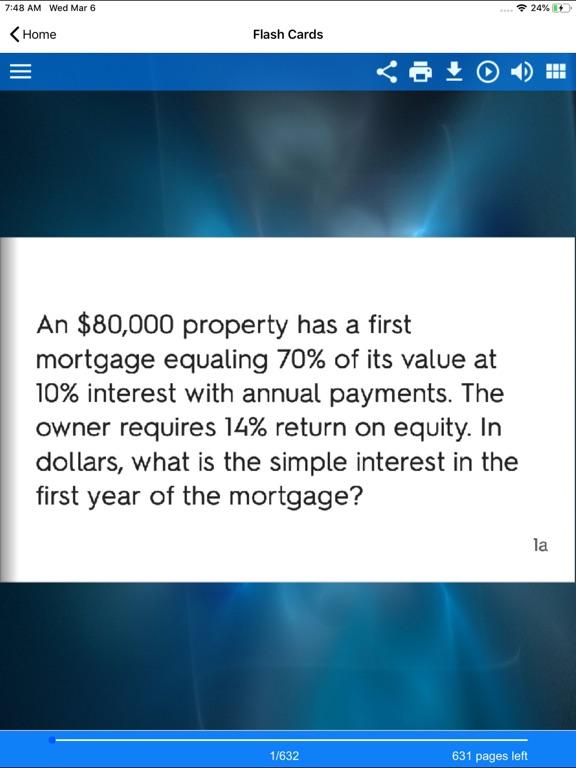 Real Estate Appraiser Exam screenshot 13