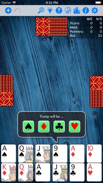 Pinochle Gold review screenshots