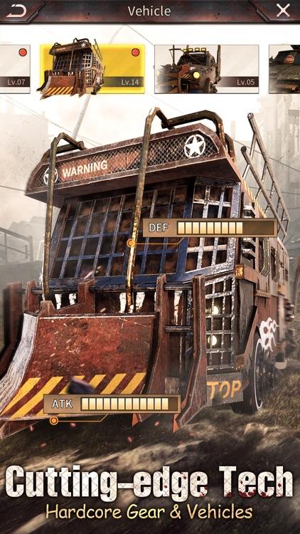 Puzzles & Survival screenshot-3