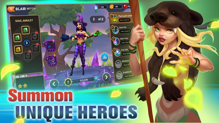 Summon Age: Heroes Idle RPG