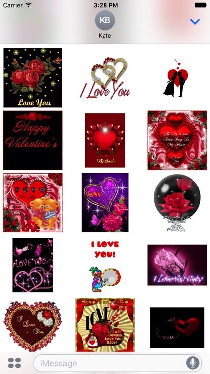 Ultimate Valentine Sticker