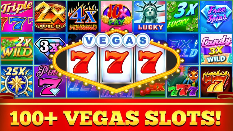 777 Classic Las Vegas Slots screenshot-0