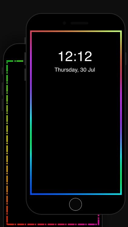 Edge Lighting Live Wallpapers screenshot-0