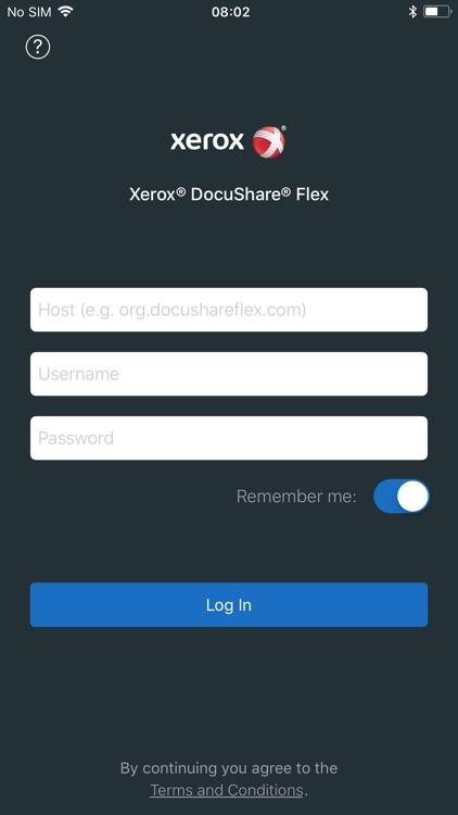 Xerox DocuShare Flex screenshot-6