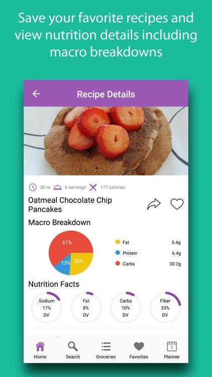 Clean-Eating Recipes screenshot-3