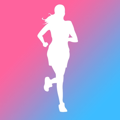 Lose Weight Running icon