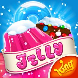 Ícone do app Candy Crush Jelly Saga