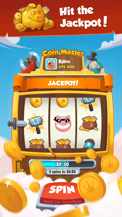 Coin Master app image