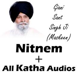 Katha Giani Sant Singh Maskeen