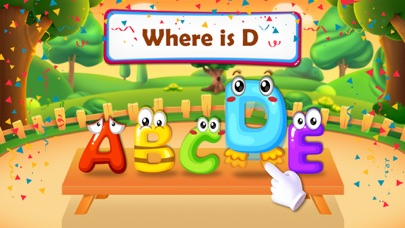 Alphabet Matching Game screenshot 1