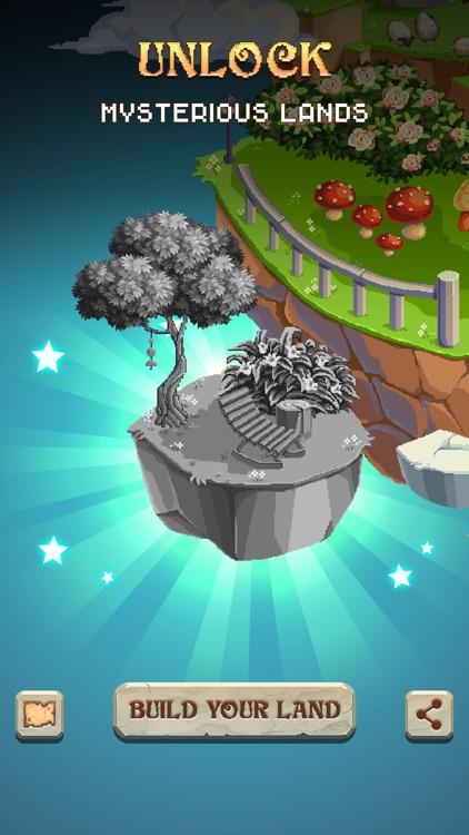 Color Island: Pixel Art Puzzle screenshot-5