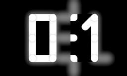 Clockus – Clock for TV
