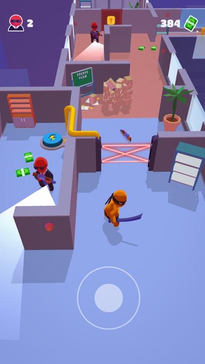 Stealth Master: Assassin Ninja screenshot-4