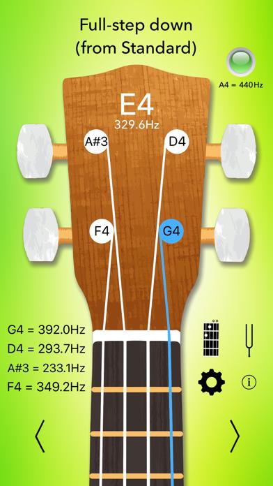 Screenshot for Afinador de Ukulele Pro in Chile App Store