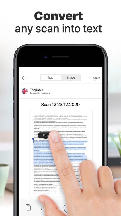 Document Scanner & Fax: ScanIQ screenshot-3