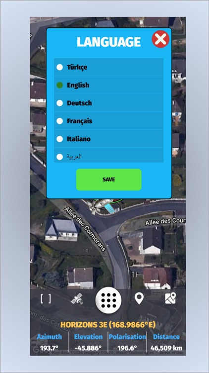 Satellite Finder Pro screenshot-4