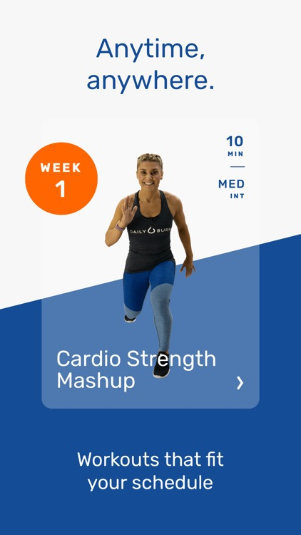 HIIT Workouts by Daily Burn screenshot-6