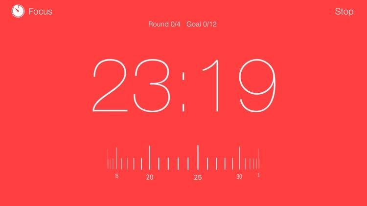 Focus Keeper - Time Management screenshot-3