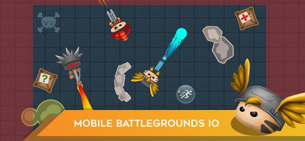 Mobg.io Survive Battle Cheat Codes