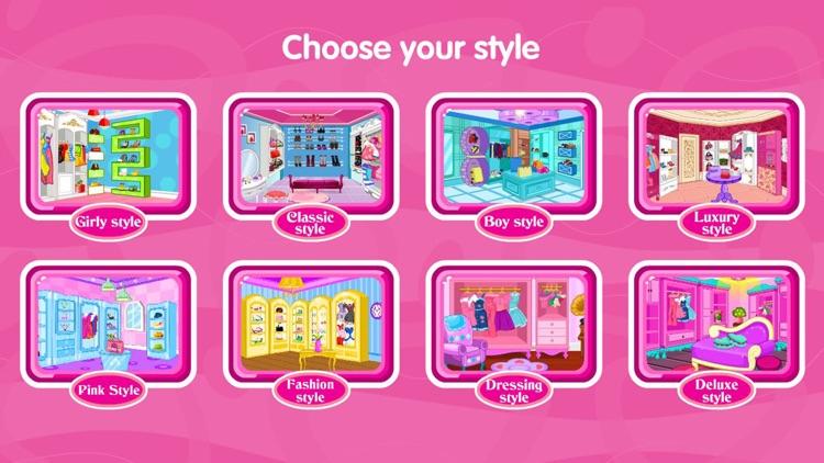 Decorate your walk-in closet screenshot-6