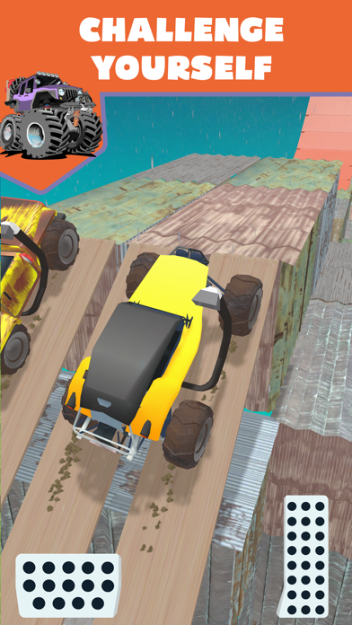 Offroad Race screenshot 4