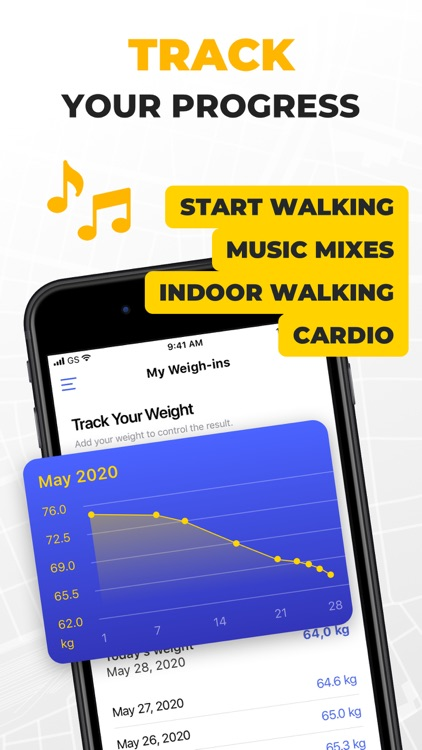 Weight Loss Walking by Verv