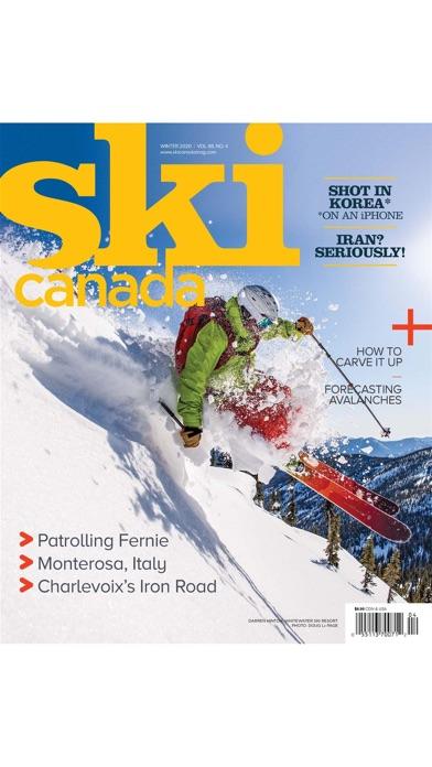 Ski Canada screenshot one