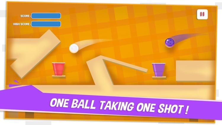 Tricky Beer Pong Challenge screenshot-3