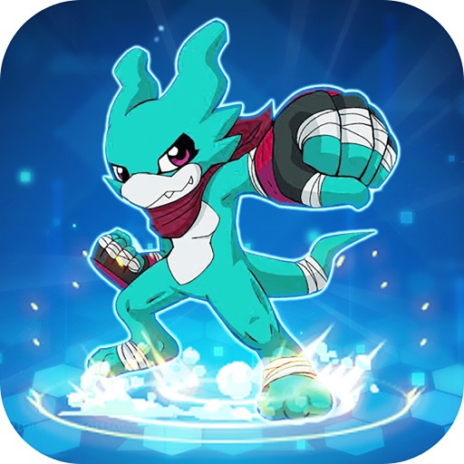 Super Trainers: Monster Island