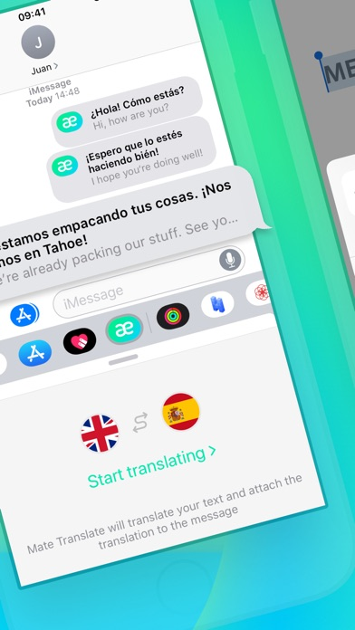 Mate – 103 language translator Screenshots