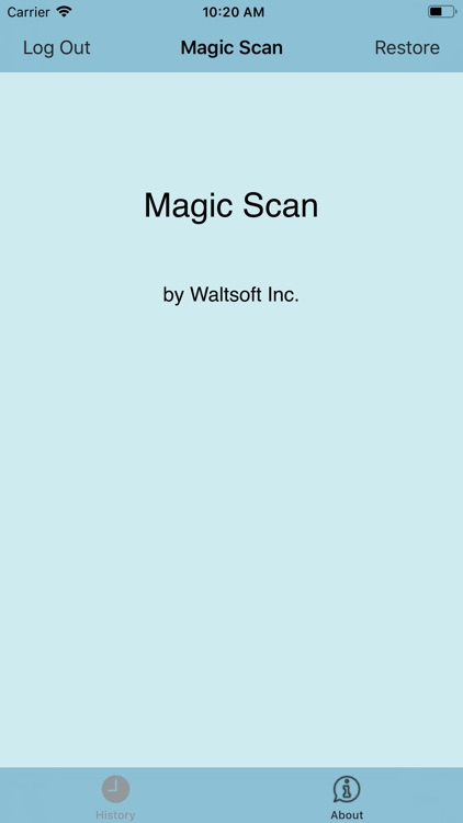 Magic Scan screenshot-6