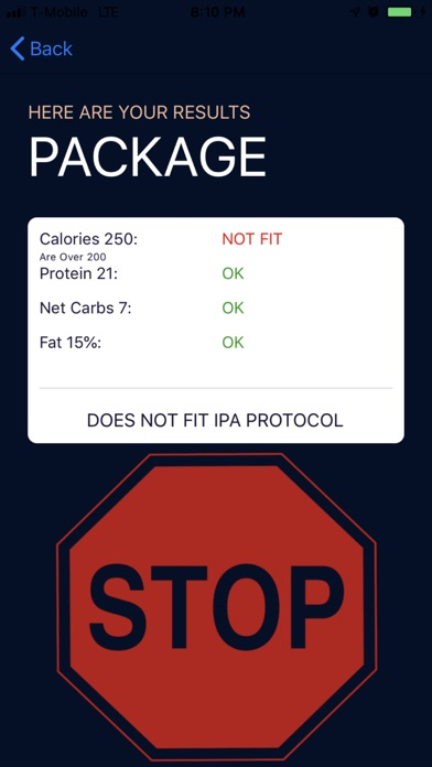 Screenshot for IPA Calc in United States App Store