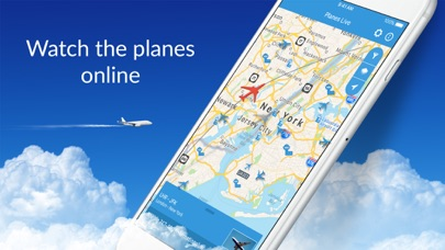Planes Live - Flight Tracker