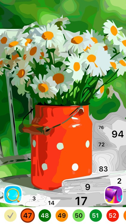 Color by Numbers for Adults screenshot-4