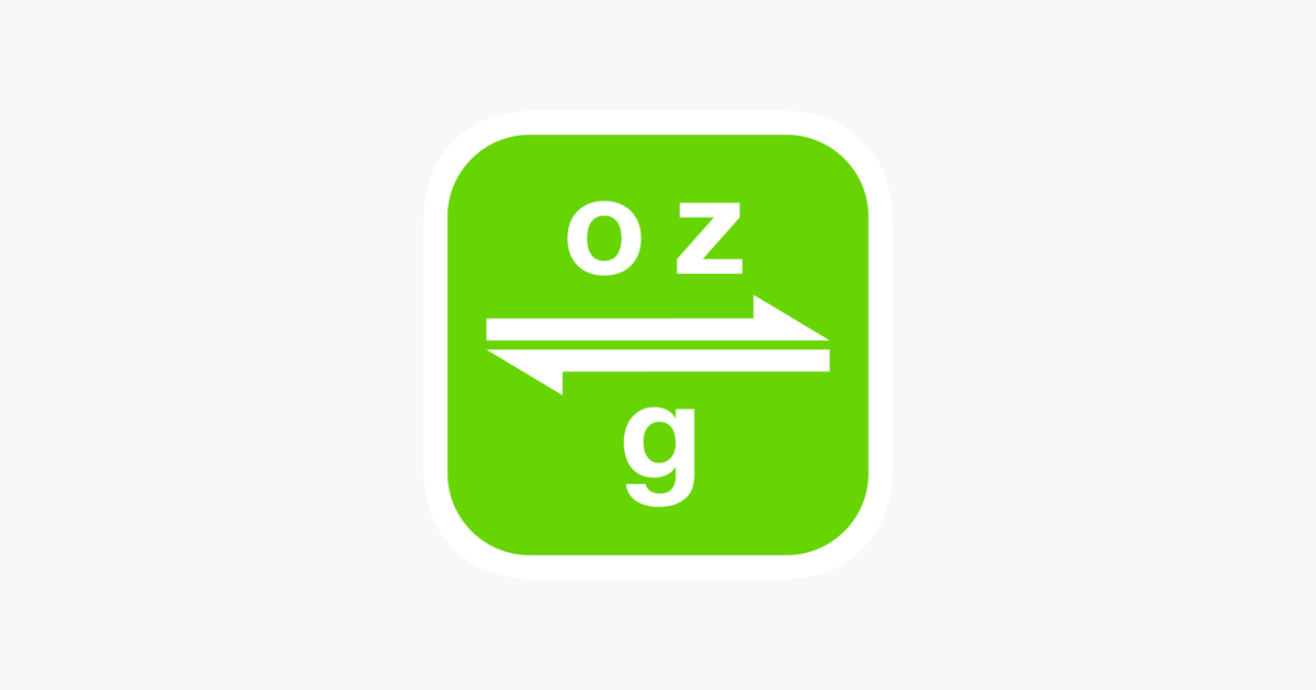 Ounces to Grams   oz to g on the App Store