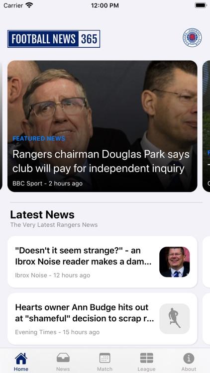 Football News 365 screenshot-3