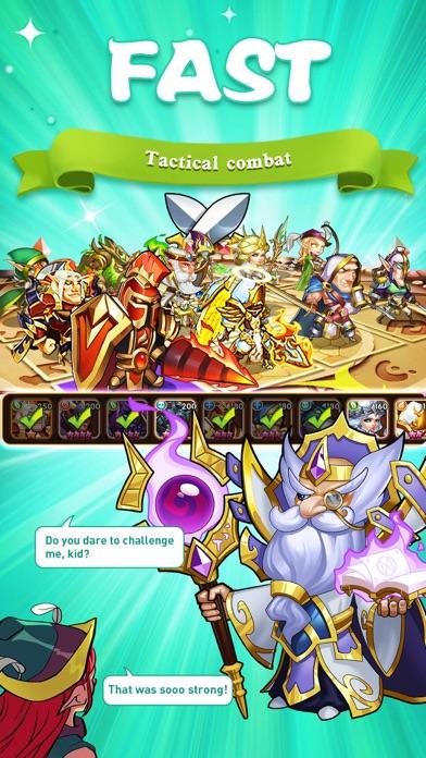 Idle Heroes - Idle Games Screenshot