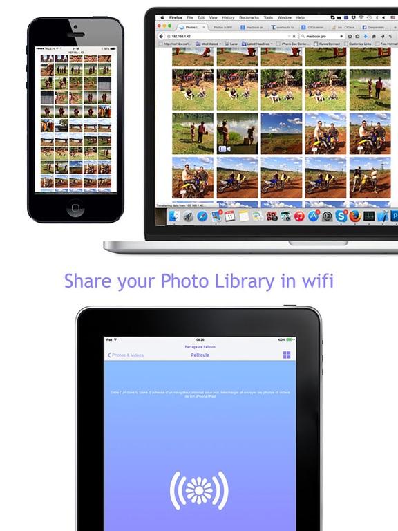 Photos In Wifi Screenshots