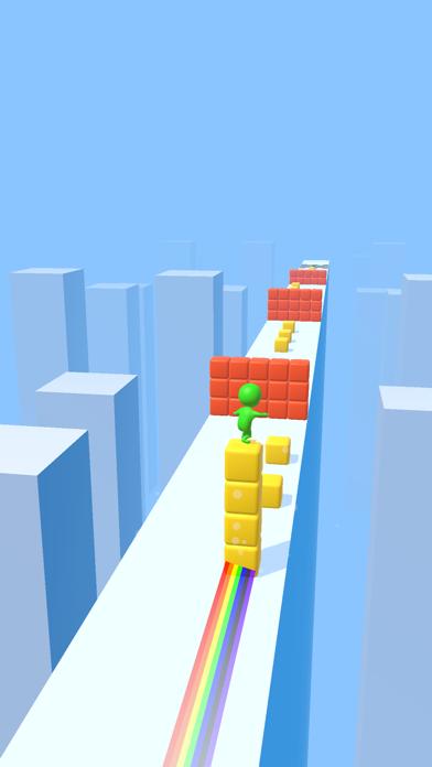 Cube Surfer! screenshot 4