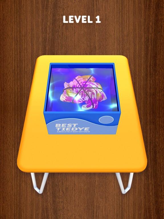 Tie Dye iPad app afbeelding 4
