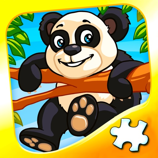 Animal Puzzle Jigsaw for KIDS