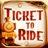 Asmodee Digital - Ticket to Ride kunstwerk