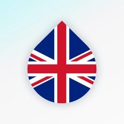 Learn British English - Drops