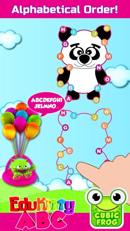 EduKittyABC-ABC Games for Kids screenshot-3